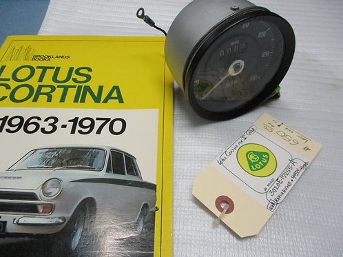 Cortina MK1 Speedometer (Refurbished)