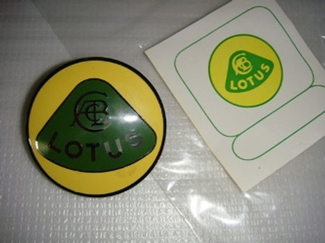 Cortina/Elan/Super 7 Original Lotus Badge