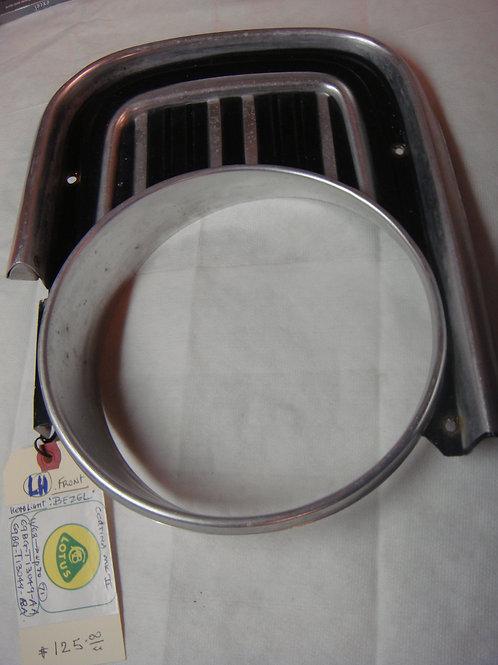 Cortina MK2 LH Headlight Bezel (Late Style)