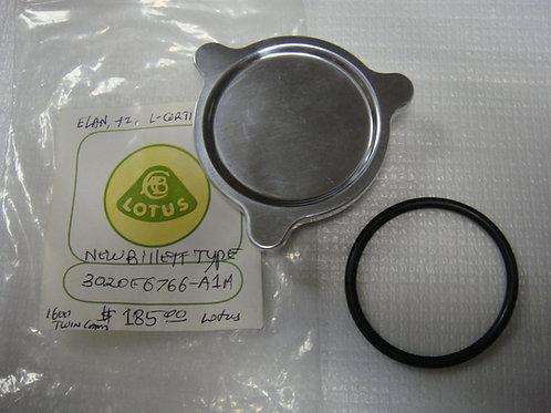 Twin Cam Oil Cap Billet Type