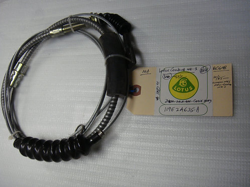 Cortina MK1 Handbrake Cable