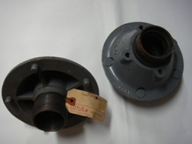 Elan Left Front Hub (Refurbished)