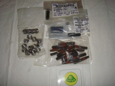 Cosworth Exhaust Manifold Studs & Nuts Kit