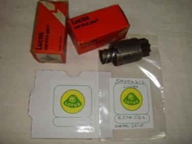 Cortina MK1/Elan Starter Drive