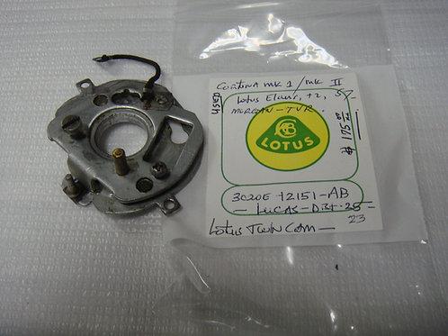 Cortina/Elan/Super 7 Distributor Plate (Used)