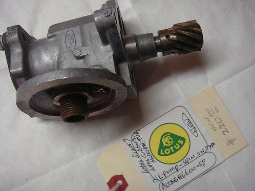 Elan/Super 7 Oil Pump (New)
