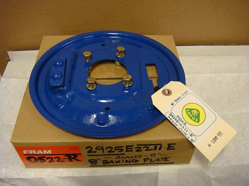 "Super 7 Rear Brake Backing Plate 8"" RH (Refurbished)"