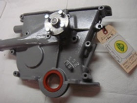 Twin Cam Front Cover With Water Pump (Refurbished)
