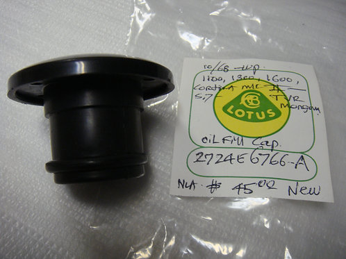 Cortina/Super 7/Kent Oil Cap (Without Breather)