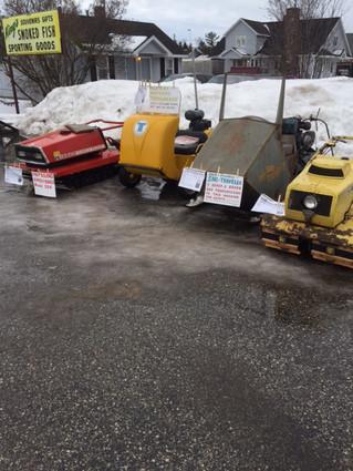 Antique Snowmobile Show & Ride 2016
