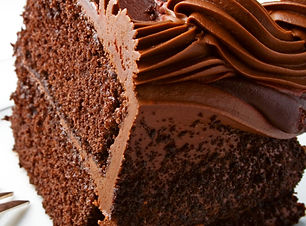 Chocolate cake with rich icing.jpg