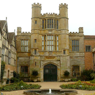 National Trust Coughton Court