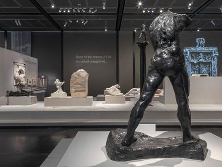 FIVE STARS FOR RODIN - BRITISH MUSEUM