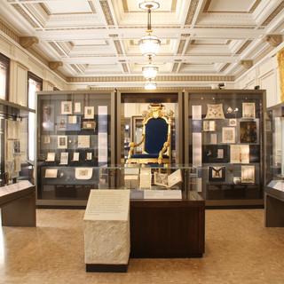Prince Regent Gallery, Museum of Freemasonry