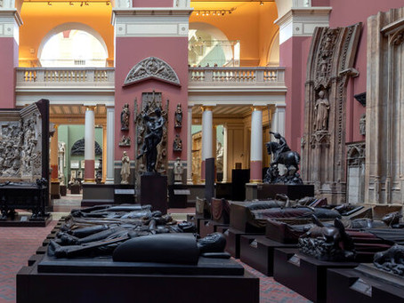 METAPHOR REDESIGNS CAST COURTS AT THE V&A