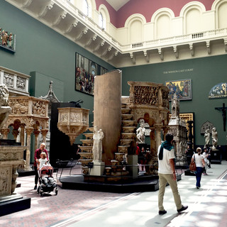 The V&A Cast Courts