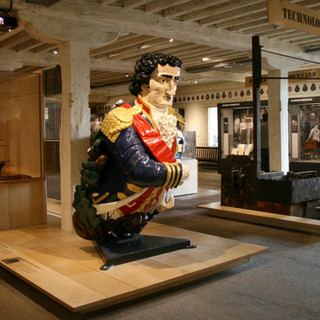 'Steam, Steel and Submarine' Gallery, Chatham Historic Dockyard
