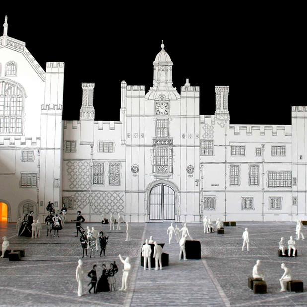 National Trust Hampton Court