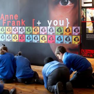 Anne Frank + You