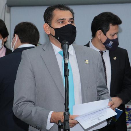 Vereador Betinho destaca ações do mês de setembro