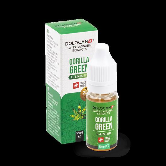 DOLOCAN Gorilla Green E‑Liquid 10% CBD