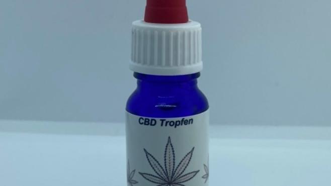 CBD Tropfen 20% CBD 0,0% THC