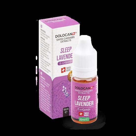 DOLOCAN® SLEEP Lavender CBD E‑Liquid 25% (2500 mg)