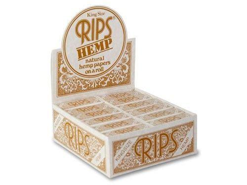Rips Hemp King Size Box (24-er)