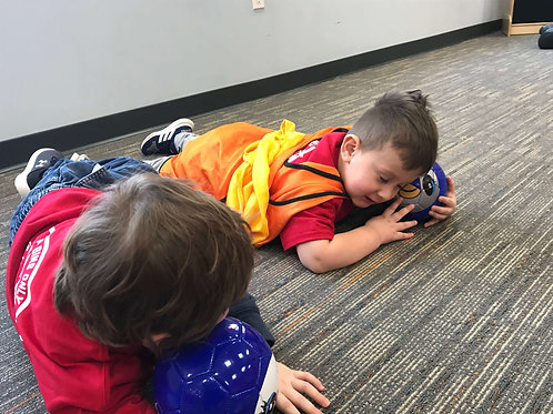 11AM–12PM Session for 5–6 Year Olds