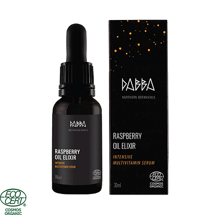 Dabba Wild Raspberry Leaf Oil Elixir