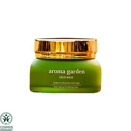 Aroma Garden Gold Mask