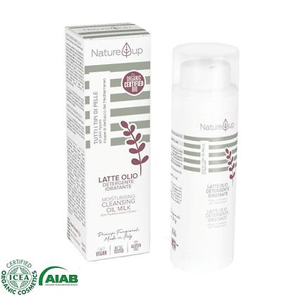 Bema Cosmetici Moisturizing Cleansing Milk Oil
