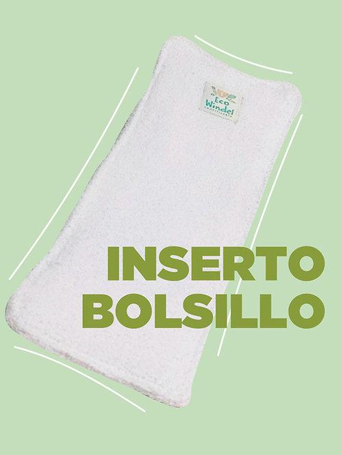 Inserto absorbente Bolsillo