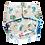 Thumbnail: Pañal Letras + inserto absorbente