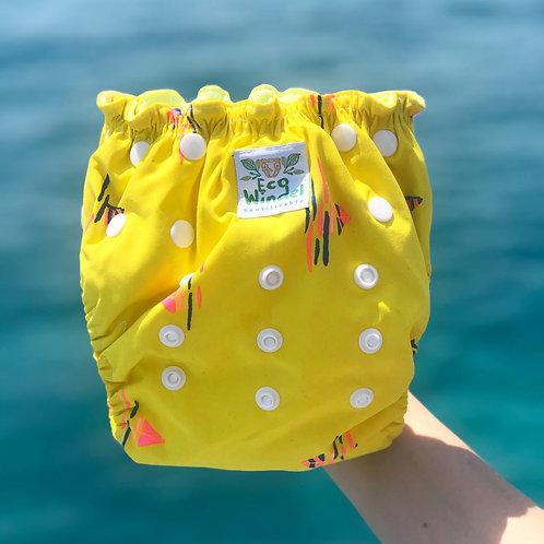 Pañal de piscina+un inserto absorbente