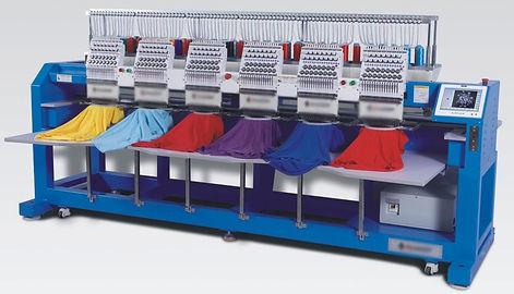 Industriestickmaschine kaufen, Stickmaschine Occasion, Occasionstickmascine Schweiz