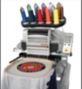 Melco Stickmaschine Occasion