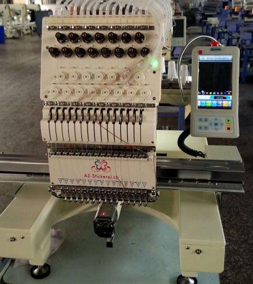 Unsrer Occasion stickmaschine für zürich schweiz, deutschland, össtereich