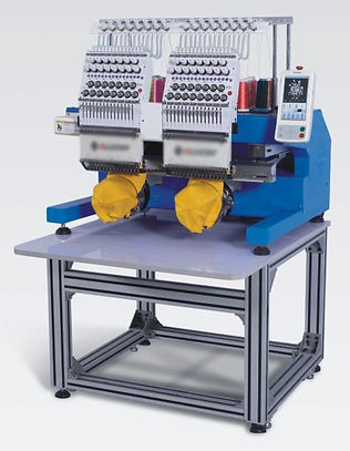 Stickmaschine Schweiz, Industriestickmaschine, Top Stickmaschine