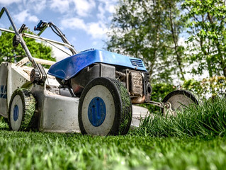 Lawnmowers' Dangerous Blades Cut More Than Grass