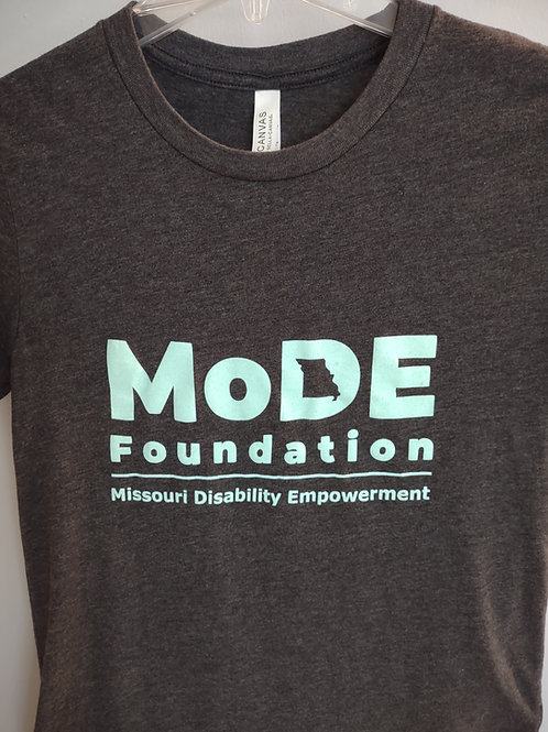 Dark Gray MoDE Adult Tshirt