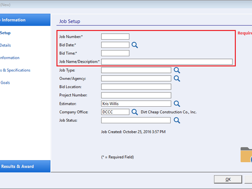 SharpeSoft Fast Trax: 3 easy steps for creating and activating a Job