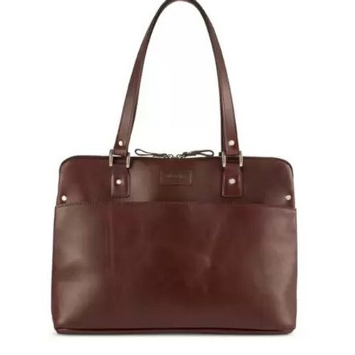Brown Laptop Bowling Bag