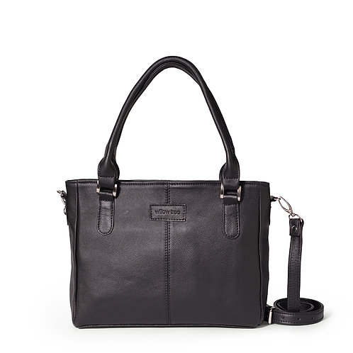 Black Feminine Shoulder Bag