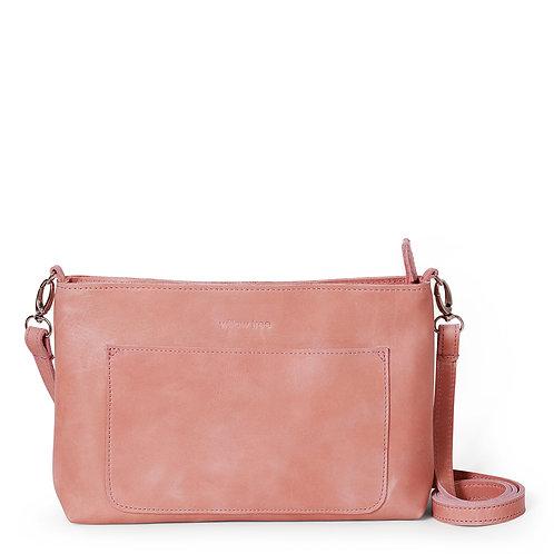 Pink Minimal Sling/Clutch