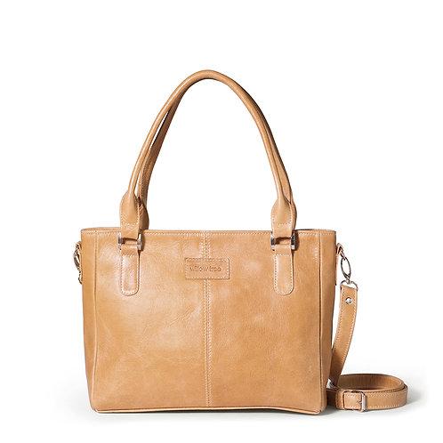 Hazelnut Feminine Shoulder Bag