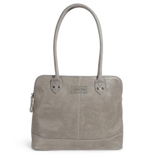 Grey Bowling  Bag
