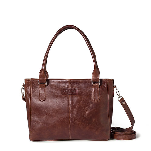 Brown Feminine Shoulder Bag