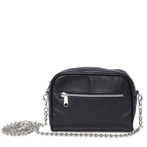 Black Belt Bag and Chain Sling
