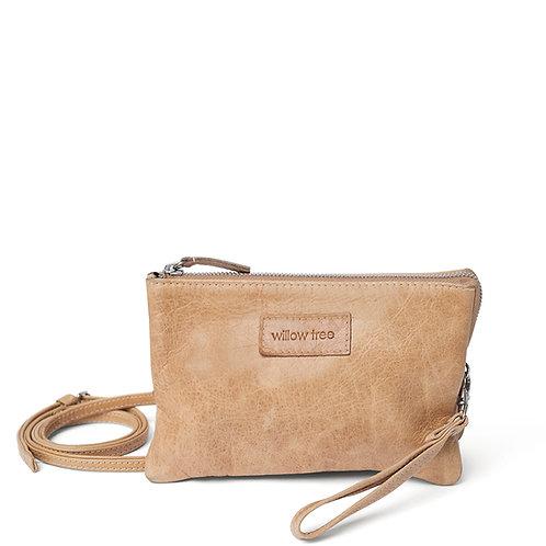 Hazelnut Mini Sling Wallet, Clutch, Sling